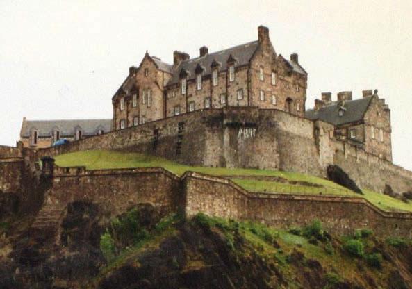 Edinburgh Casle